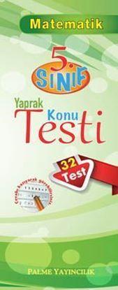 Resim 5.Sınıf Matematik Yaprak Konu Testi (32 Test)