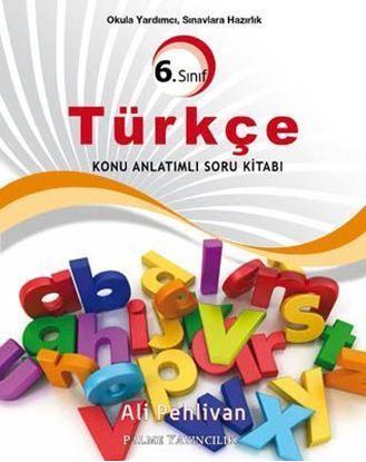 Resim 6.Sınıf Türkçe Konu Anlatımlı Soru