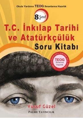 Resim 8.Sınıf T.C. İnkılap Tarihi ve Atatürkçülük Soru Kitabı