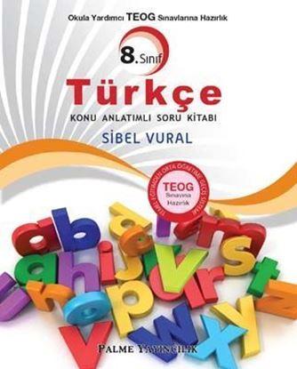Resim 8.Sınıf Türkçe Konu Anlatımlı Soru Kitabı