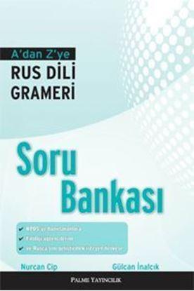 Resim A`dan  Z`ye  Rus Dili Grameri Soru Bankası
