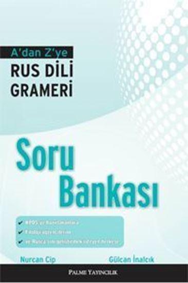 resm A`dan  Z`ye  Rus Dili Grameri Soru Bankası