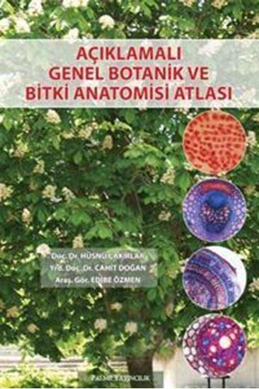 resm Açıklamalı Genel Botanik Ve Bitki Anatomisi Atlası