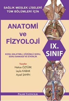 Resim Anatomi ve Fizyoloji IX. Sınıf