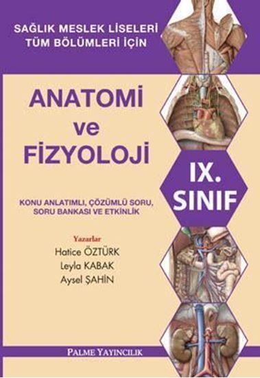 resm Anatomi ve Fizyoloji IX. Sınıf