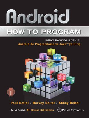 Resim Android HOW TO PROGRAM