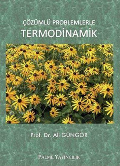 resm Çözümlü Problemlerle Termodinamik