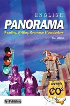 Resim English Panorama Reading, Writing, Grammar & Vocabulary