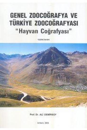 resm Genel Zoocoğrafya ve Türkiye Zoocoğrafyası / Hayvan Coğrafyası