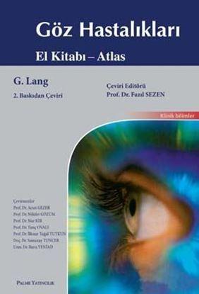 Resim Göz Hastalıkları El Kitabı