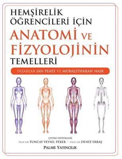 resm Hemşirelik Öğrencileri İçin Anatomi ve Fizyolojinin Temellleri