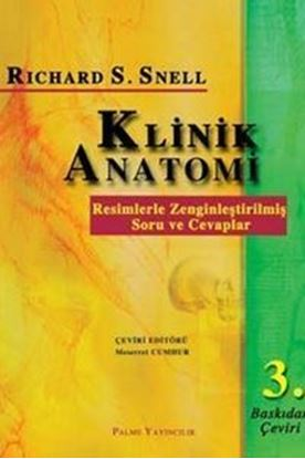Resim Klinik Anatomi Soru Kitabı
