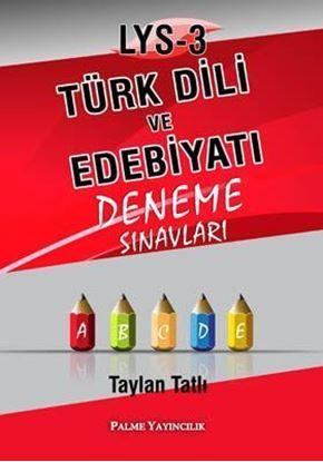 Resim LYS-3 Türk Dili ve Edebiyatı Denemeleri