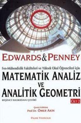 Resim Matematik Analiz ve Analitik Geometri - Cilt 2