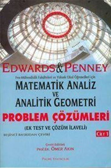 resm Matematik Analiz ve Analitik Geometri / Problem Çözümleri (Cilt 1)