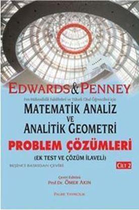 Resim Matematik Analiz ve Analitik Geometri / Problem Çözümleri (Cilt 2)
