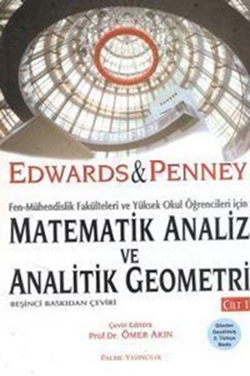 resm Matematik Analiz ve Analitik Geometri Cilt - 1