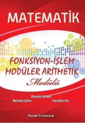 Resim Matematik Fonksiyon - İşlem Modüler Aritmetik Modülü