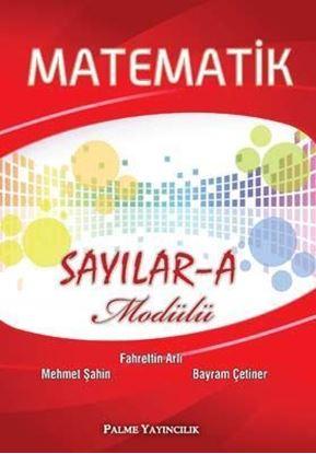 Resim Matematik Sayılar - A Modülü