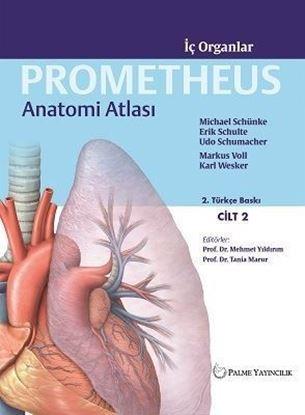 Resim PROMETHEUS Anatomi Atlası Cilt 2