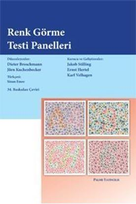 Resim Renk Görme Testi Panelleri