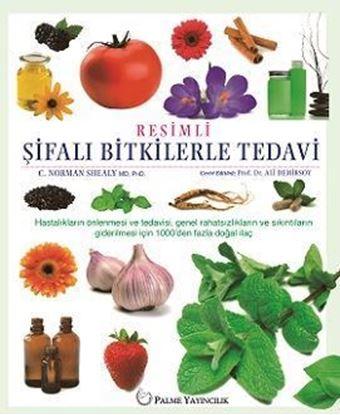 Resim Resimli Şifalı Bitkilerle Tedavi