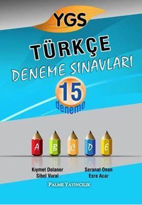 Resim YGS Türkçe Deneme Sınavları (15 Deneme)