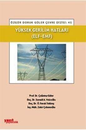 Resim Yüksek Gerilim Hatları (ELF-EMF)