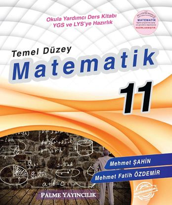 Resim 11.Sınıf Temel Düzey Matematik Konu Anlatımlı