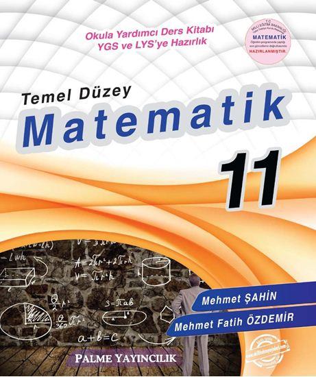 resm 11.Sınıf Temel Düzey Matematik Konu Anlatımlı