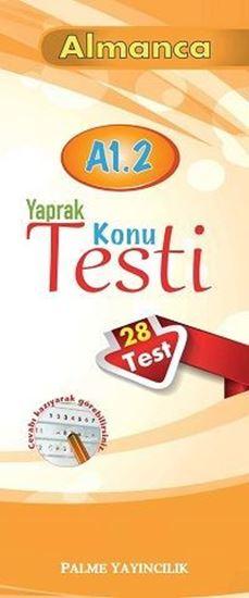 resm ALMANCA YAPRAK TEST A1.2 (28 TEST)
