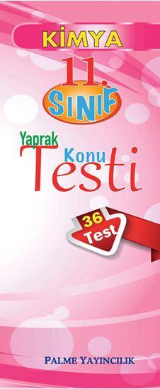 resm 11.SINIF KİMYA YAPRAK TEST (36 TEST)