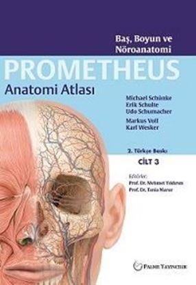 Resim PROMETHEUS anatomi atlası cilt 3