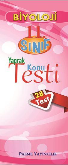 resm 11.SINIF BİYOLOJİ YAPRAK TEST(28 TEST)