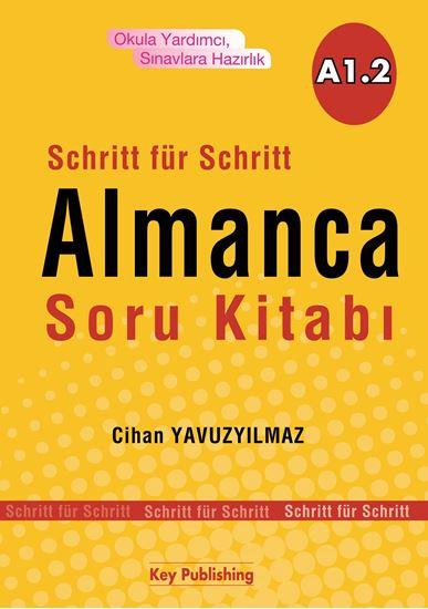 resm ALMANCA SORU KİTABI A1.2