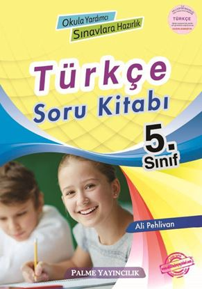 Resim 5.Sınıf Türkçe Soru Kitabı