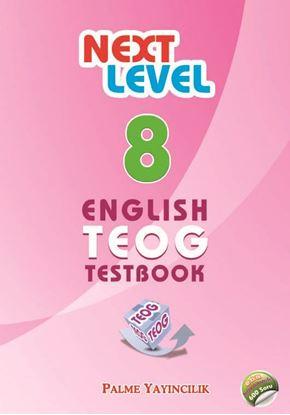 Resim NEXT LEVEL 8 ENGLISH TEOG TESTBOOK