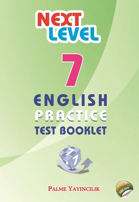 Resim NEXT LEVEL 7.SINIF ENGLISH PRACTICE TEST BOOKLET