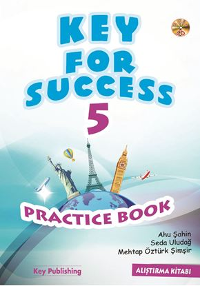 Resim KEY FOR SUCCESS 5 PRACTICE BOOK