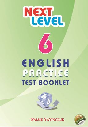 Resim NEXT LEVEL 6 ENGLISH PRACTICE TEST BOOKLET