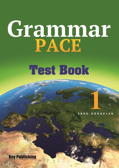 resm GRAMMAR PACE TEST BOOK 1