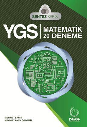 Resim YGS MATEMATİK DENEME SENTEZ SERİSİ (20 DENEME)
