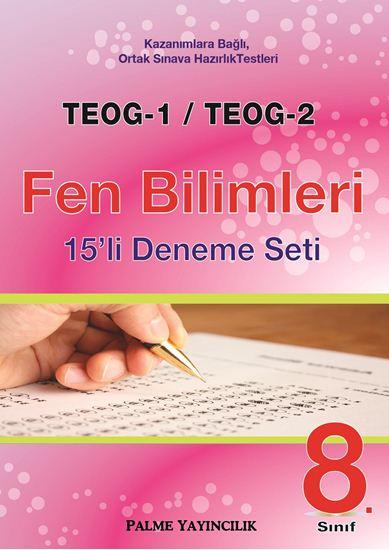 resm TEOG-1 & TEOG-2 FEN BİLİMLERİ 15'Lİ DENEME SETİ