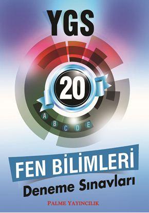Resim YGS FEN BİLİMLERİ DENEME SINAVLARI 20 DENEME