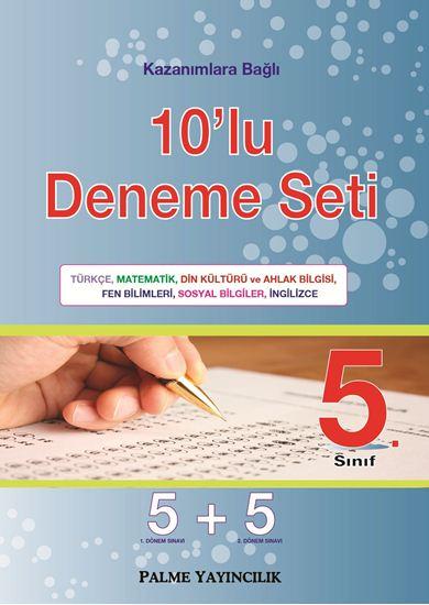 resm 5.SINIF 10 ' LU DENEME SETİ