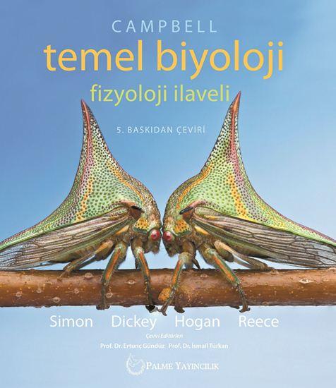 resm CAMPBELL TEMEL BİYOLOJİ FİZYOLOJİ İLAVELİ