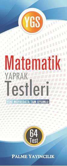 resm YGS MATEMATİK YAPRAK TEST ( 64 TEST )