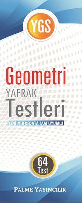 Resim YGS GEOMETRİ YAPRAK TEST ( 64 TEST )