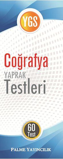 resm YGS COĞRAFYA YAPRAK TEST ( 60 TEST )