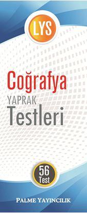 Resim LYS COĞRAFYA YAPRAK TEST ( 56 TEST )